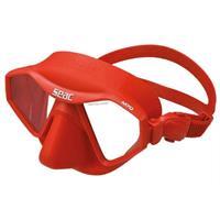 SEAC Fridykkermaske M70, rød
