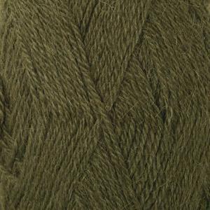 Alpaca Mørk grønn