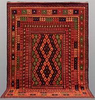 Afghansk kelim 293 x 203