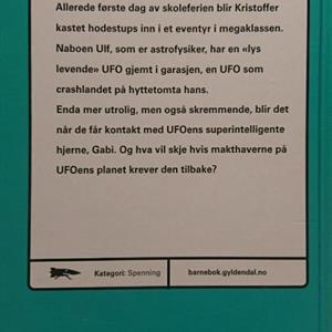 UFO! Nærkontakt!