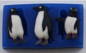 FI Silikonform Pingvin