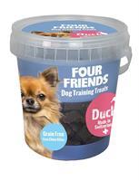 Four Friends Training Treats Duck 400g