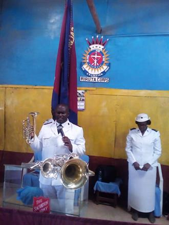 Blessings of the instruments