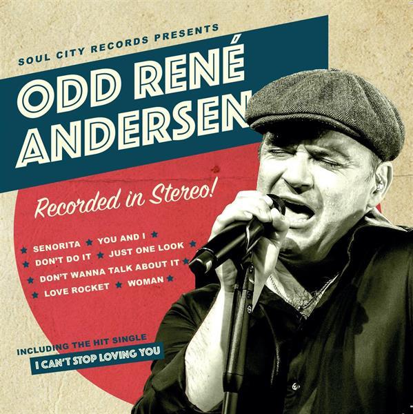 Odd René Andersen (CD album)