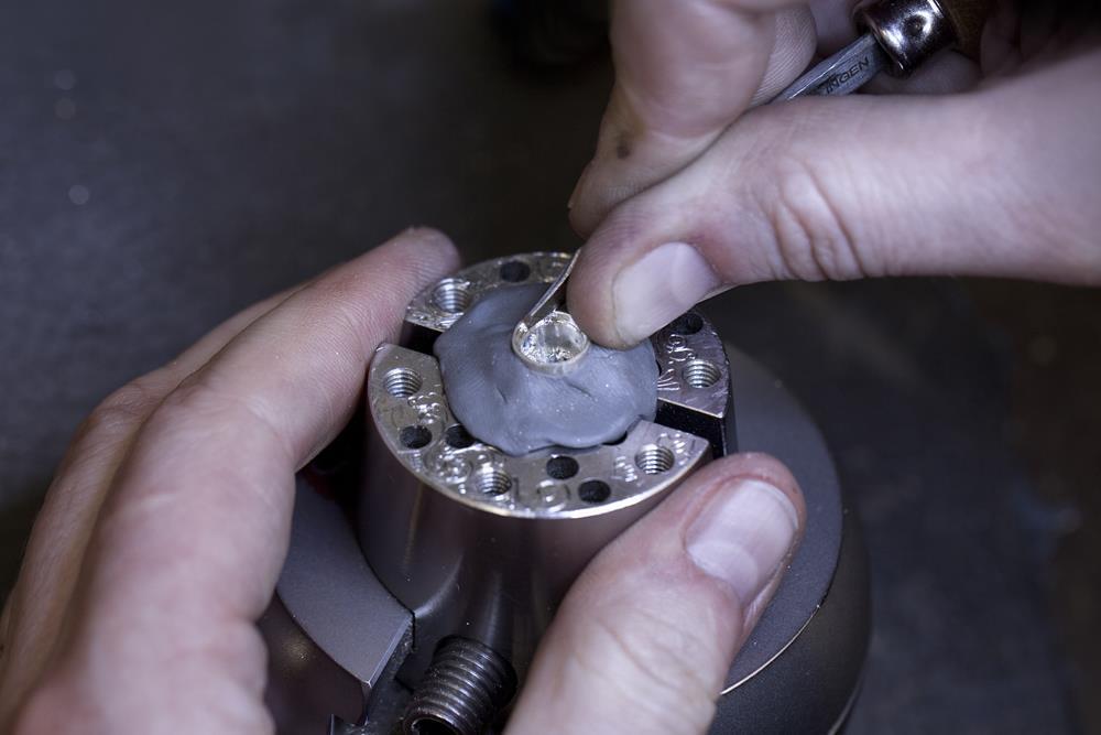 Juveler MSJ Fatting av diamanter