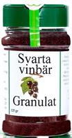 Granulat Svartvinbär 125g krydd