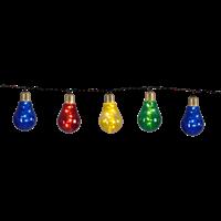Ljusslinga glowparty färgad Star Trading