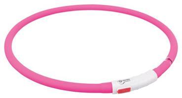 Trixie Blinkhalsband Rosa XS-XL