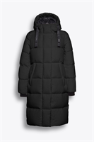 Beaumont Puffer Recycle Parka, Black