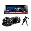 Jada Black Panther & Lykan Hypersport 1:24