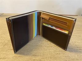 Plånbok dubbel 134 Mocha Mywalit
