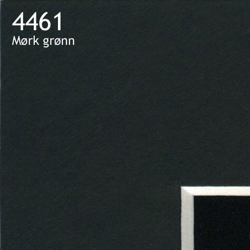 4461 mørk grønn