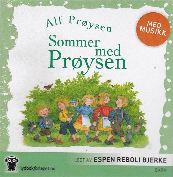 Sommer med Prøysen (LYDBOK med musikk)