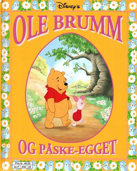 Ole Brumm og påske-egget