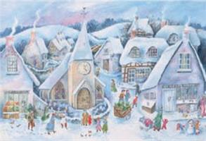 Kylän joulu-adventtikalenteri