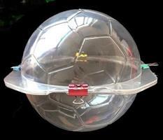 Plastform Fotball 3D