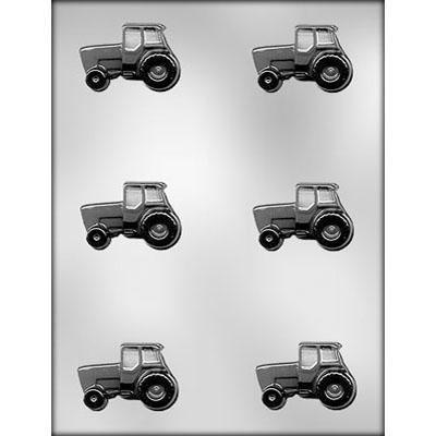Plastform Traktor 6stk CK