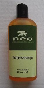 Neo Fotmassasje 125 ml