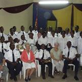 2010 Kibera Band - with Swedish Guests