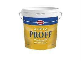 Gjöco Proff 02 Tak Hvit 2,7 L