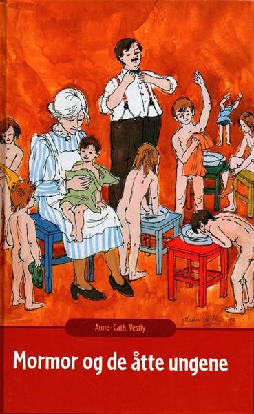 Mormor og de åtte ungene (2 bøker i 1)