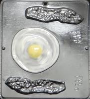 Plastform Egg og Bacon