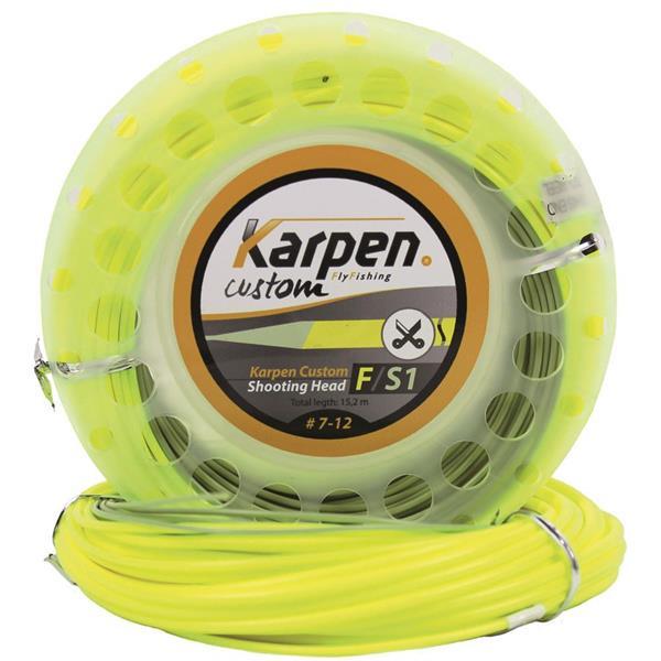 Karpen Custom Shooting Head Float/Sink1 tip