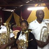 Baritone and Horns for Shauro Moyo Corps