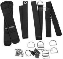 Tecline Comfort harness (løs)