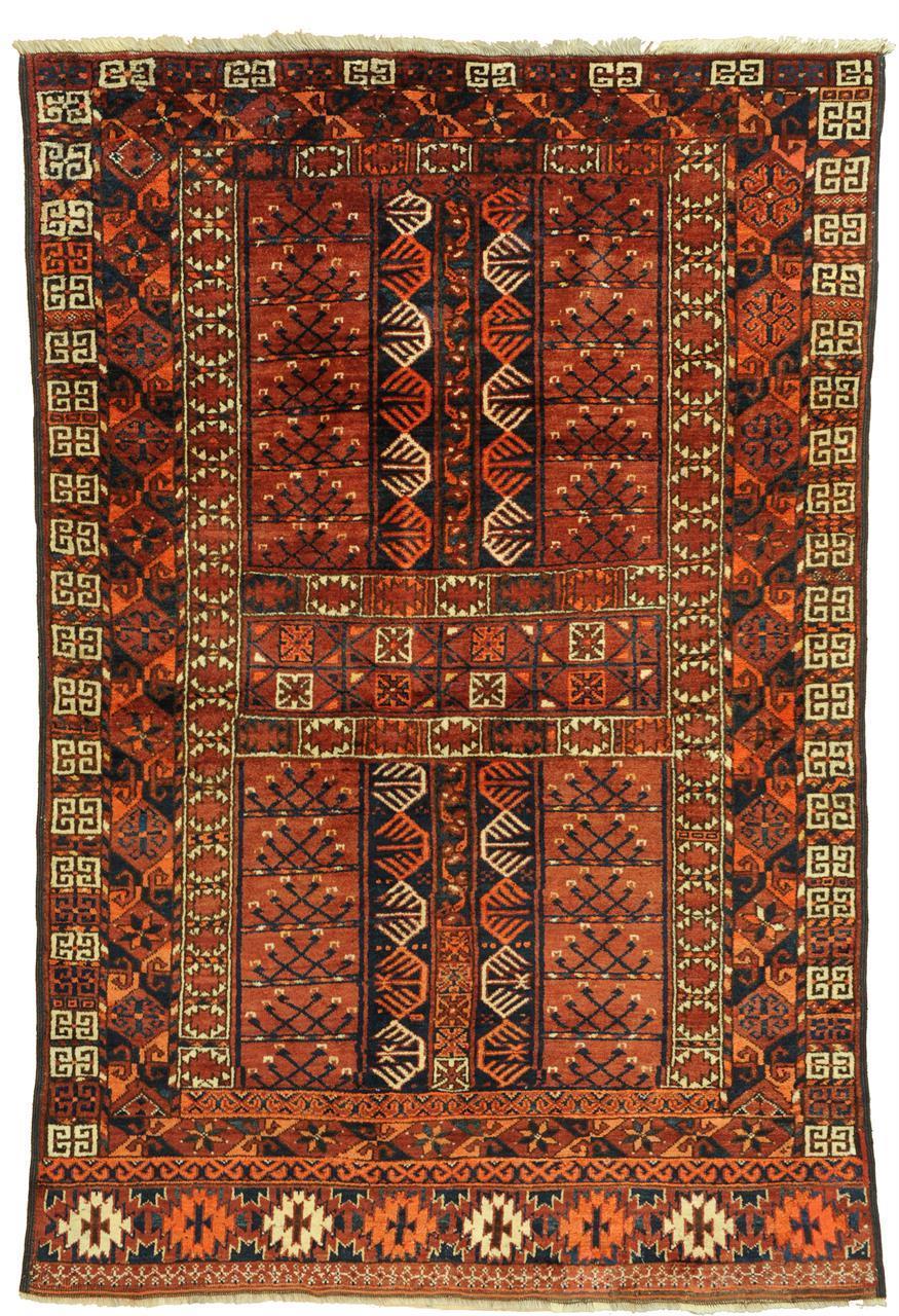 14035 Afghan pardah 1,85 x 1,30
