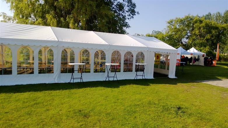 Partytält för 150-200 personer