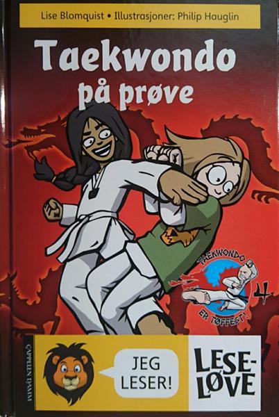 Taekwondo på prøve