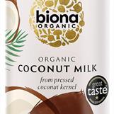 Kookosmaito Biona 400 ml