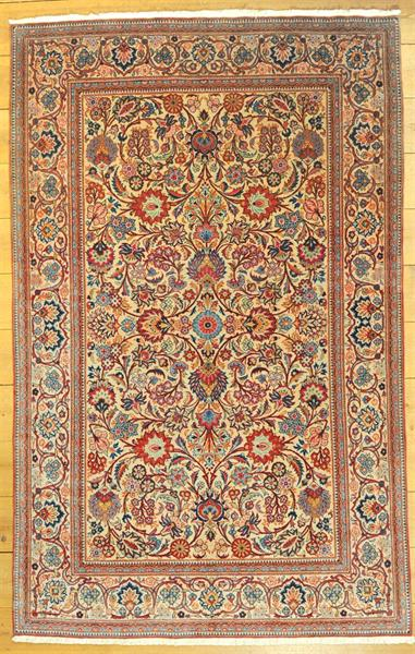 56007 Kashan all-over 210 x 131