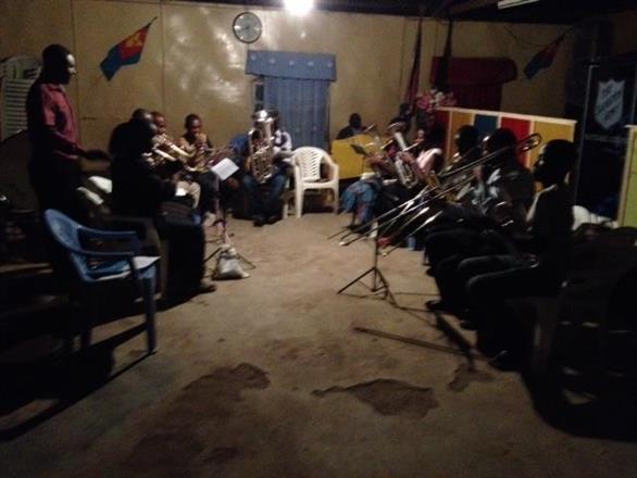 Mathare Corps Band