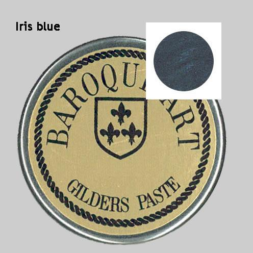 Gilders paste iris blue