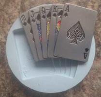 Silikonform Cards