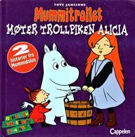 2i1 Mummitrollet møter trollpiken Alicia, Det usynlige barnet