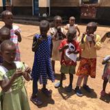 Children in Kibera