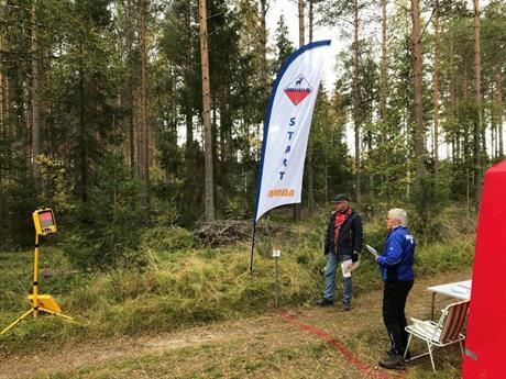 Vellykket Nordisk mesterskap i pre-o og takk til de som hjalp til