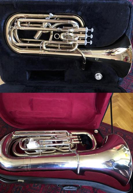 2 new instruments