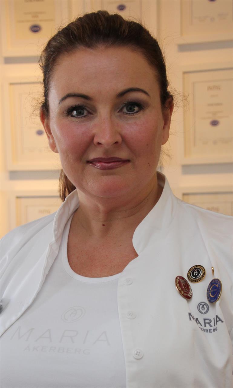 Cecilia Frisborn - auktoriserad hudterapeut