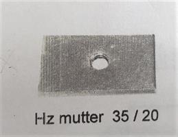 HZ Mutter 35/20