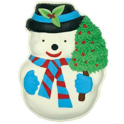 Pantastic Kakeform Snømann