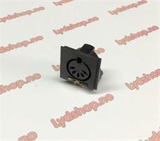 Kontakt 5-pin DIN 268832, brukt