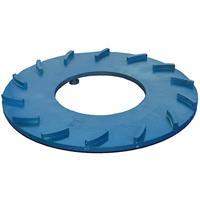 Slipmaskin ABS Diamantslipskiva blå grit 30