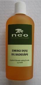 Energi Dusj / bad 125 ml
