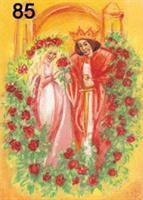 Prinsessa Ruusunen-kortti