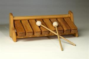 Choroi xylofoni puinen pentatoninen
