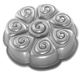 """Nordic Ware Kakeform """"Cinnamon Bun"""""""